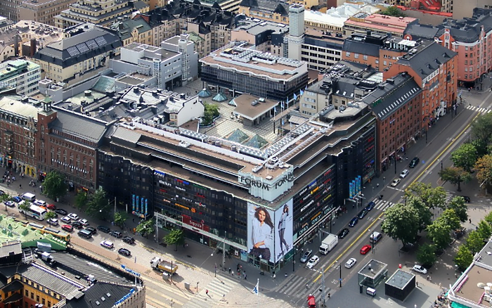 Forum Shopping centre